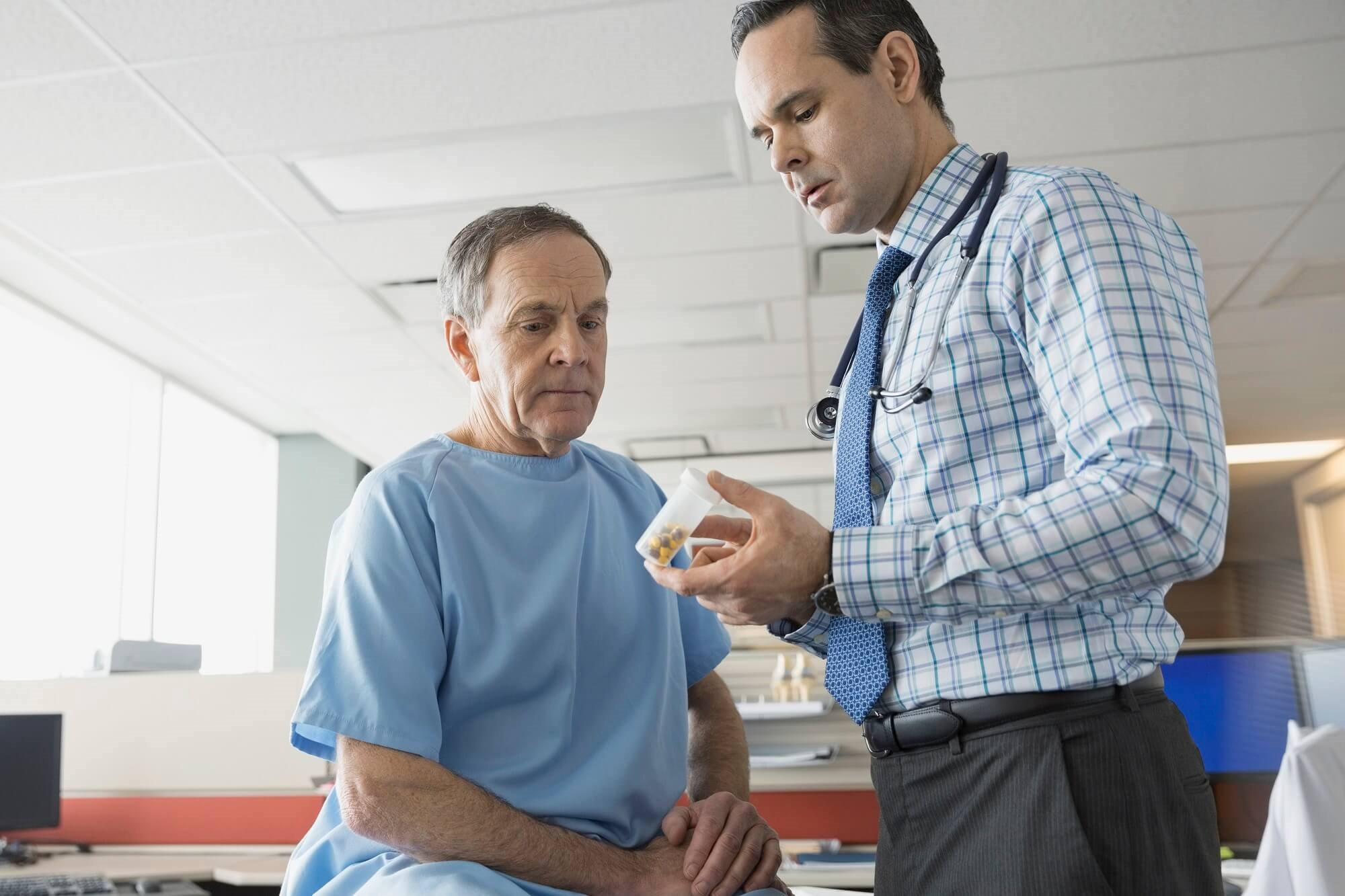 Patients who received elotuzumab plus pomalidomide and dexamethasone demonstrated longer progression-free survival.